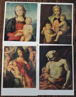 Отдается в дар «Открытки коллекционерам- Итальянцы»