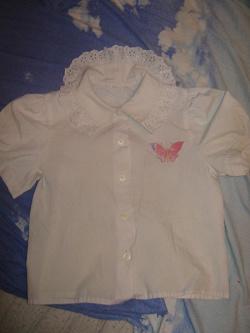Отдается в дар «Блузочка на девочку 2-3 года»