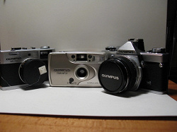 Отдается в дар «Фотоаппарат пленочный»