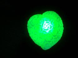 Отдается в дар «Ночник «сердце»»