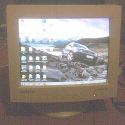 Отдается в дар «Монитор Samsung SynkMaster»