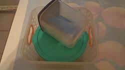 Отдается в дар «Пластиковые контейнеры»