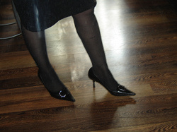 Отдается в дар «обувь женская»
