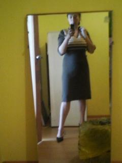 Отдается в дар «платье+жакет»