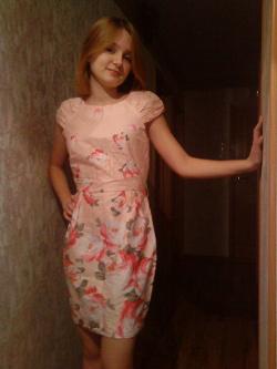 Отдается в дар «Платье 42 размер»