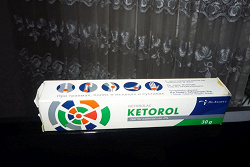 Отдается в дар «Кеторол»