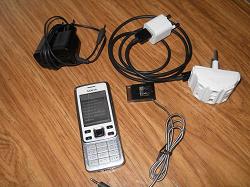 Отдается в дар «Nokia 6300»