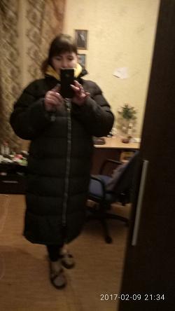 Отдается в дар «Зимняя куртка»