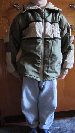 Отдается в дар «Куртка для мальчика»