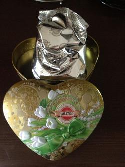 Отдается в дар «Чай Hilltop Чайная коллекция»