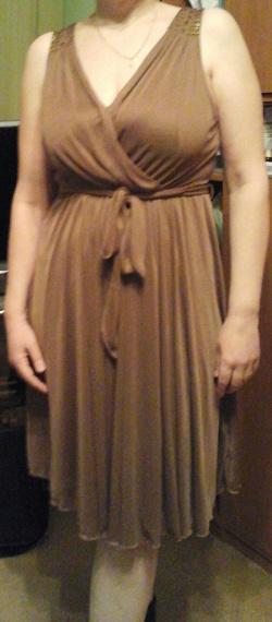 Отдается в дар «Платье Zarina»