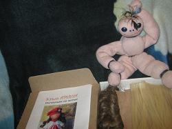 Отдается в дар «Набор для изготовления куклы»