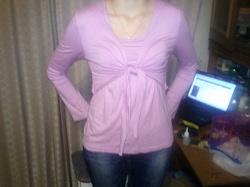 Отдается в дар «Блуза (двуслойная)»