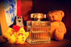 Отдается в дар «Chloe Eau De Toilette Spray 75ml»