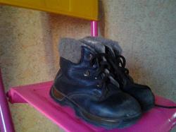 Отдается в дар «Зимнии ботиночки»