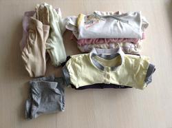 Отдается в дар «девочке кофтенки для дома 1,5-2 года»