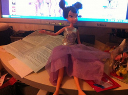 Отдается в дар «Кукла Винкс.»