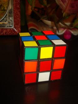 Отдается в дар «Кубик Рубика»