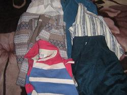 Отдается в дар «Рубашки мужские тёплые»