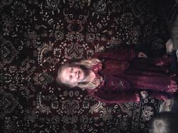 Отдается в дар «платье-сарафан + болеро»