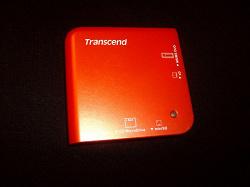Отдается в дар «карт ридер Transcend TS-RD13»