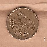 Отдается в дар «Польская монетка»