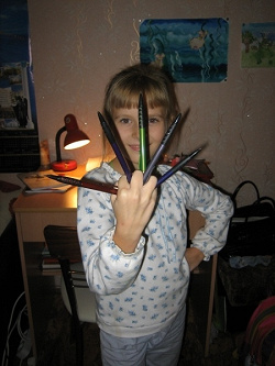 Отдается в дар «Автоматические карандаши»