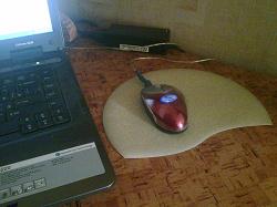 Отдается в дар «Коврик для мышки скучает без мышки»