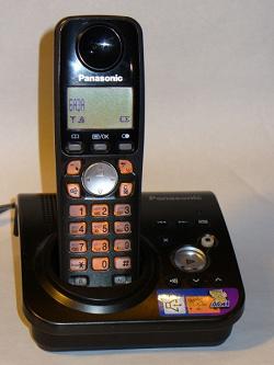 Отдается в дар «Телефон Рanasonic»
