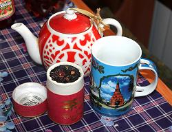 Отдается в дар «Чай HILLTOP «Екатерина Великая»»