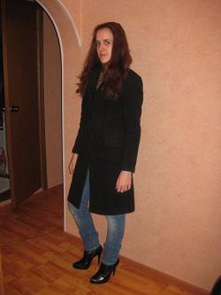 Отдается в дар «элегентное демисезонное пальто»