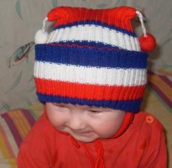 Отдается в дар «Детская шапка на 2-3 года»