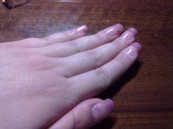 Отдается в дар «Наращу ногти»