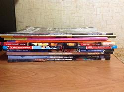Отдается в дар «Журналы о компьютерных играх»