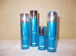 Отдается в дар «Антивозрастная система по уходу за кожей с гиалуроновой кислотой»