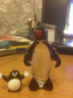 Отдается в дар «Пингвин»