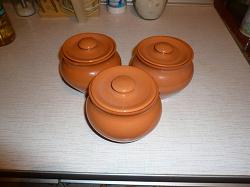 Отдается в дар «глинянные горшочки»