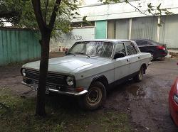 Отдается в дар «Волга ГАЗ-24»
