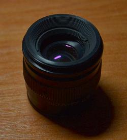 Отдается в дар «Объектив для фотоувеличителя.»