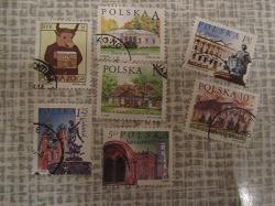 Отдается в дар «Марочки Польши.»