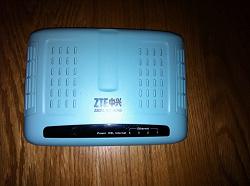 Отдается в дар «Роутеры ZXDSL 831 -2шт»