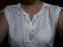 Отдается в дар «Две блузочки на видных дам на лето»