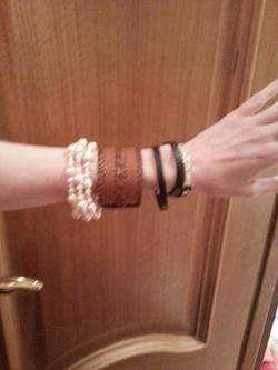 Отдается в дар «Женские браслеты.»