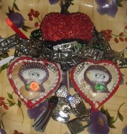 Отдается в дар «Серце декоративне»