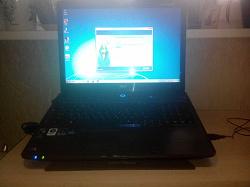 Отдается в дар «Ноутбук Acer Aspire 7530G»