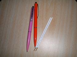 Отдается в дар «Стержни для ручки»