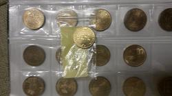Отдается в дар «Монеты ГВС Псков, Козельск и 2013 год»