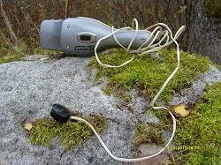 Отдается в дар «Электро-щётка пылесос «Ветерок2»»