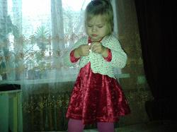 Отдается в дар «Наряд для принцески на 1.5 — 2 рочки»