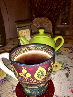 Отдается в дар «Чай-сюрприз «Кофейная кантата»»